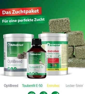 Röhnfried breeding package - for perfect breeding