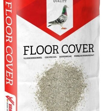 NEW !!! VANROBAEYS FLOOR COVERING CORREL 25 liters ...