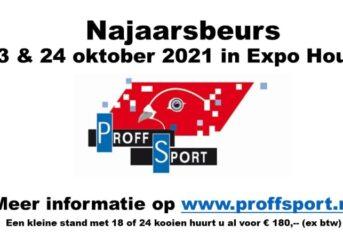 Herbstmesse 23.& 24. Oktober 2021 in der Expo Houten...