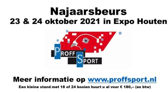 Feira de outono 23.& 24. Oktober 2021 in der Expo Houten...