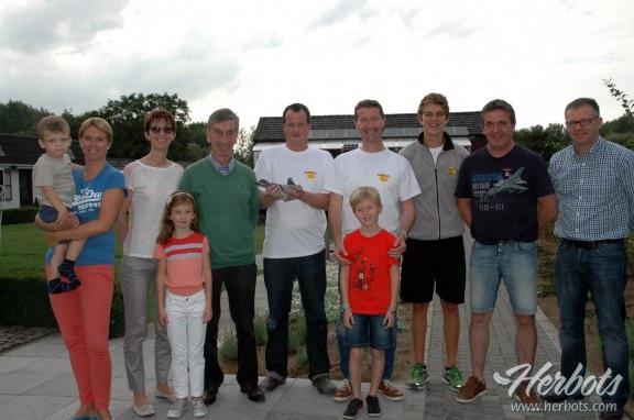 HERBOTS GEBR. - HALLE BOOIENHOVEN 1. NATIONAL ARGENTON 4.651 Jährige am 16.08.2014