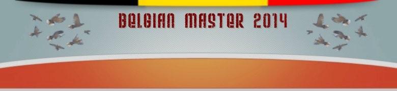 BELGIAN MASTERS 2014 - ERGEBNISSE