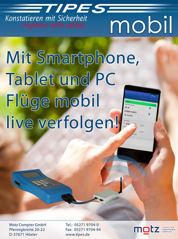 TIPES mobil - ¡a tiempo para la temporada de viajes 2021!