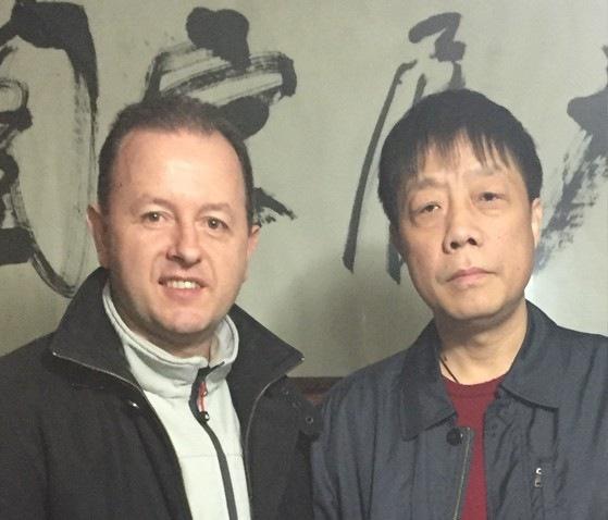Alfred Berger auf Vortragsreise in China...