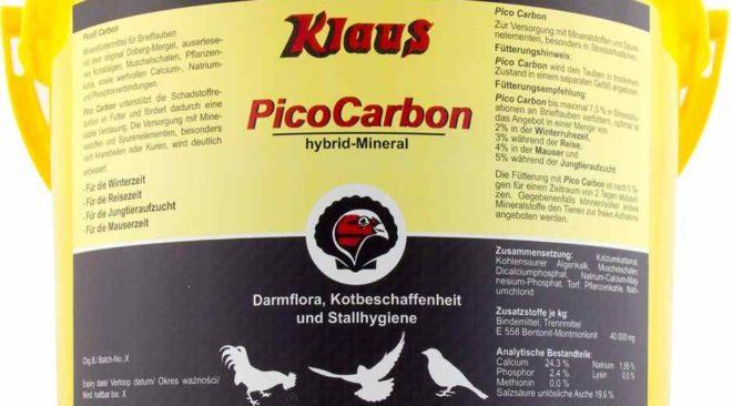 Produkt der Woche - KLAUS PicoCarbon...
