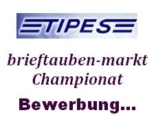 Fristverlängerung - TIPES brieftauben-markt Championat 2020 – hier bewerben bis zum 15. Oktober 2020…