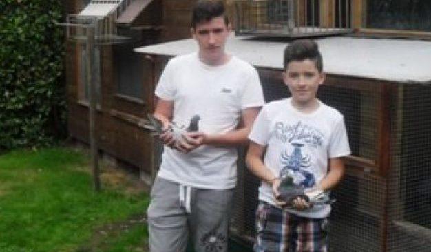 RUBEN & JELLE SMITS - die Jugend setzt sich auch gegen die bewährte Spitzenklasse durch…