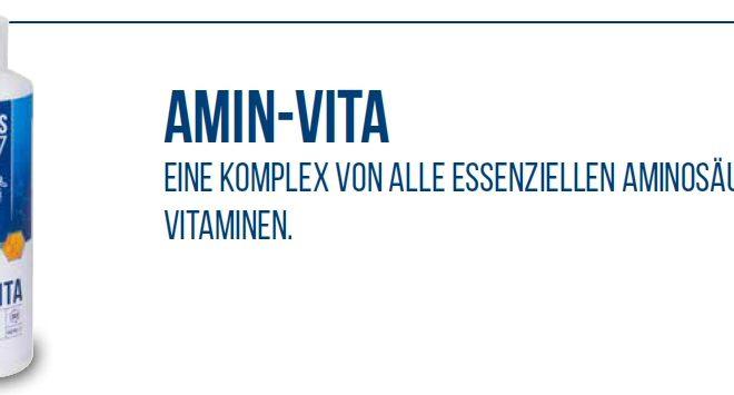 Aminosäuren und Vitamine...